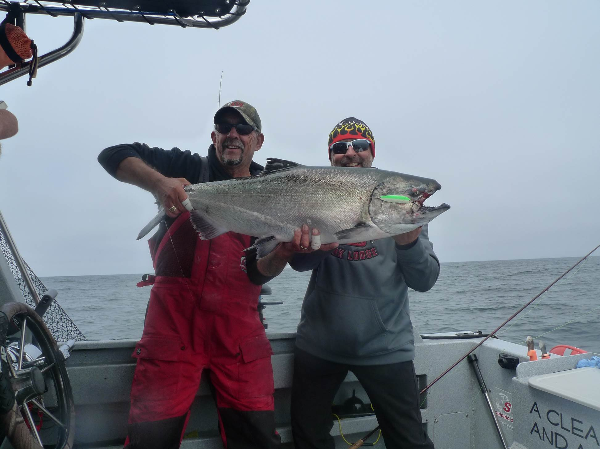 Fraser river re opens for salmon fishing vancouver for Salmon fishing vancouver